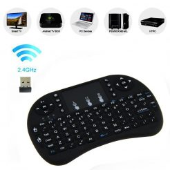 best price Wireless Keyboard Touchpad Remote Control Smart TV BOX PC