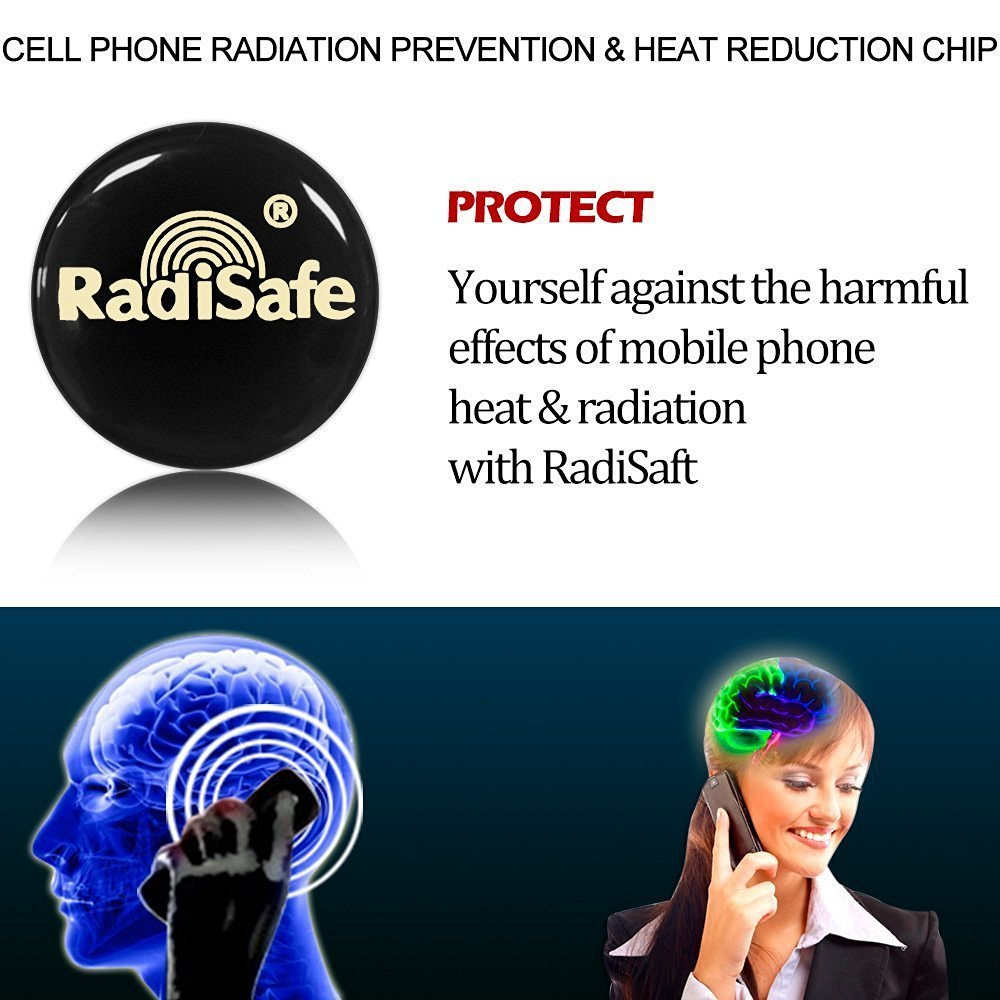 best price Radisafe Mobile Phone Anti Radiation Sticker EMR Reduce Heat Shield