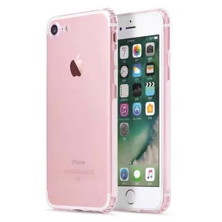 On sale For iPhone 6 6S Clear TPU Bumper Case