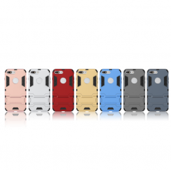 On sale Hybrid 3 Piece Transformer Robot For iPhone 7 Plus Case