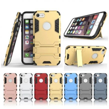 On sale Hybrid 3 Piece Transformer Robot For iPhone 7 Case