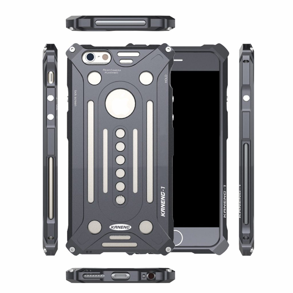 metal iphone case low price kaneng dropproof aluminum metal for iphone 7 12624