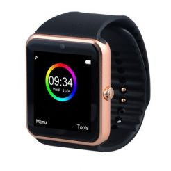 On sale GT08 Bluetooth Smart Wrist Watch GSM Phone For Android IPhone