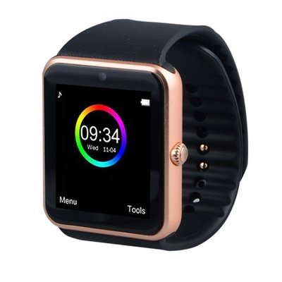 Gt08 Bluetooth Smart Wrist Watch Gsm Phone For Android Iphone