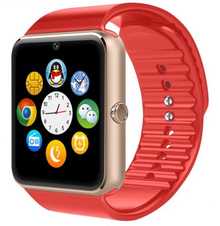 On sale Gex GT Bluetooth Smart Watch - RED