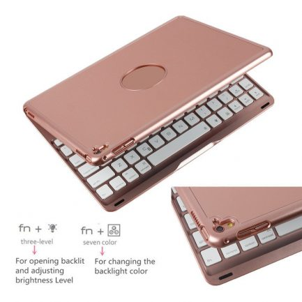 price compare bluetooth keyboard case for apple iPad Air 2