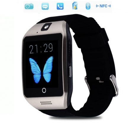 On sale Xpro Bluetooth Touch Smart Watch For Android & IPhone - SILVER