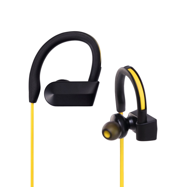 best price Wireless Bluetooth Earphones Headphones Headset Mic Sport Mobile Phone