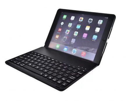 On sale iPad pro smart bluetooth backlit keyboard case