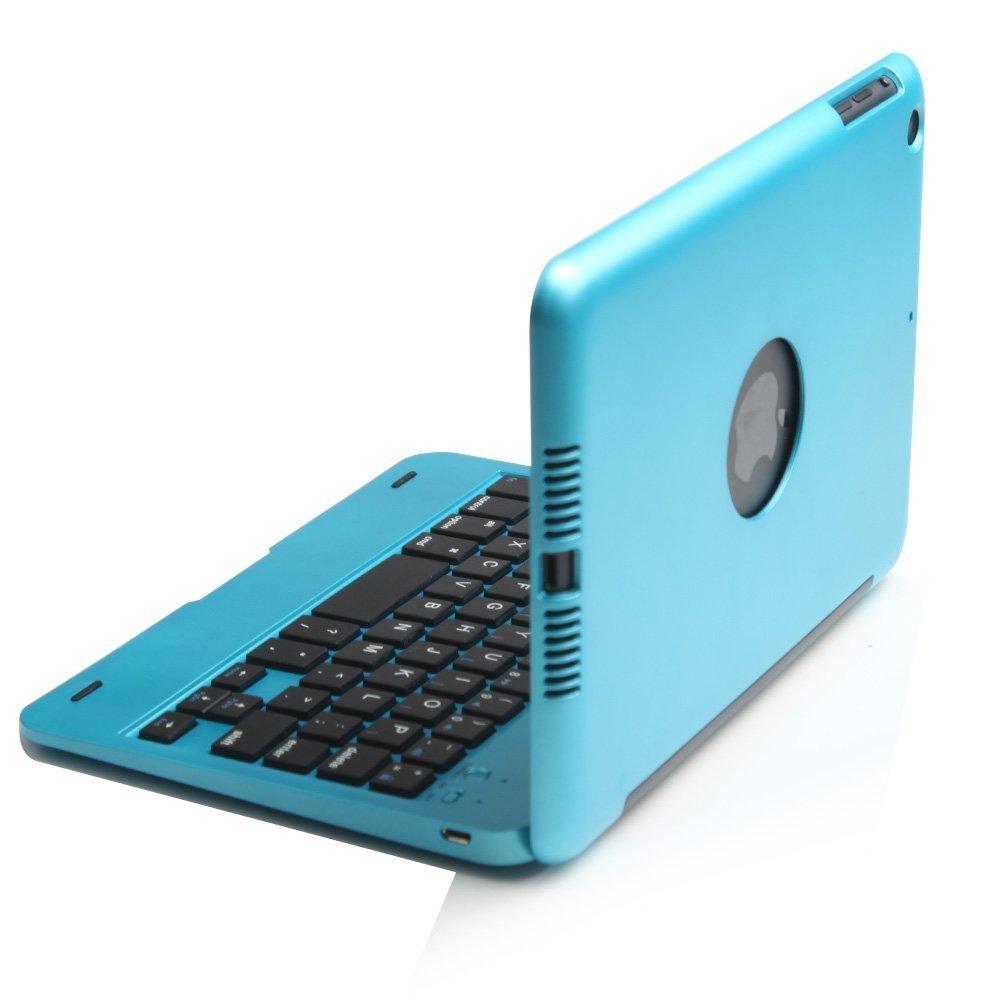 iPad Mini 3/2/1 Wireless Bluetooth Keyboard Cover Case ...