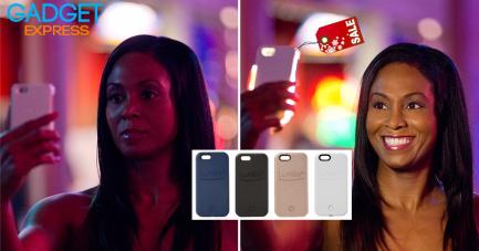 On sale Seflie LED Case For iPhone 7