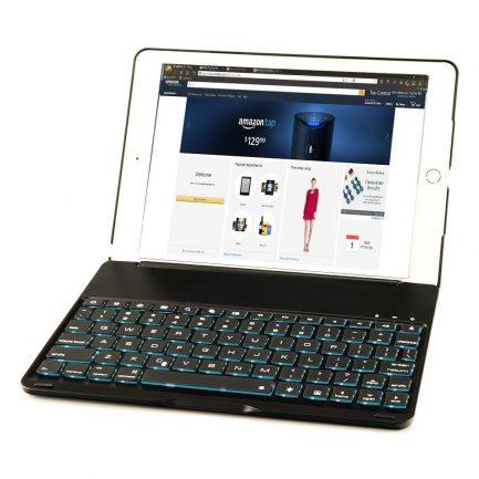 price compare iPad pro smart bluetooth backlit keyboard case