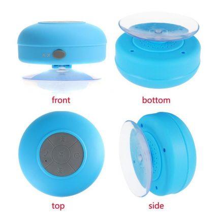 online store wireless bluetooth shower waterproof speaker