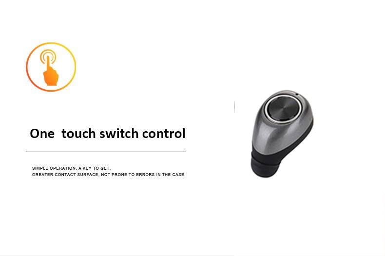 price compare Smart Mini 121 Stereo Wireless Handsfree Bluetooth Headset