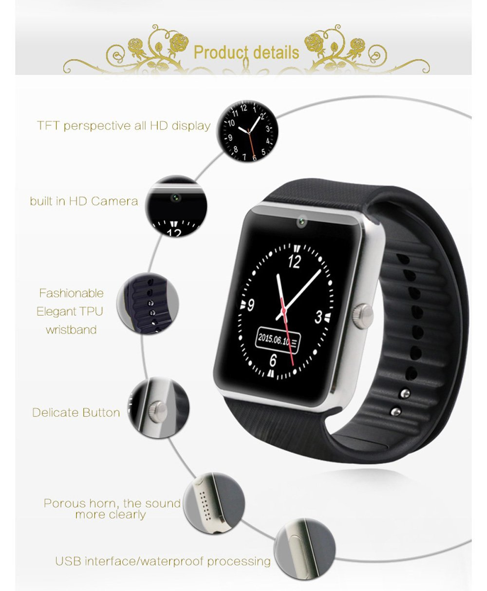 free delivery smart watch online