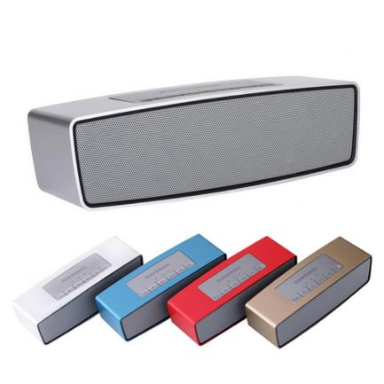 Gex Wireless Bluetooth Speaker Portable Sub woofer Super Bass Stereo Loudspeaker