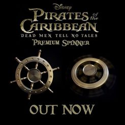 On sale Pirates Of The Caribbean By Gex Spinner R188 Bearing