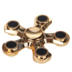 On sale GEX Polygon Gold Spinner GX042