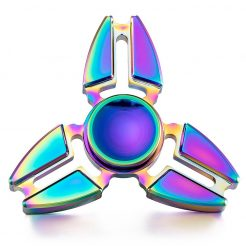 On sale GEX Rainbow Pointed Titanium Spinner GX022