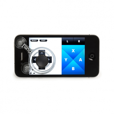 Low price Fling Mobile Joystick Game Stick Controller Tablet IPhone Samsung