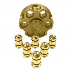 On sale Gex Premium Revolver Cylinder Spinner R188 Rearing 4-5 min, Spin GX065