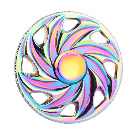 Free delivery GEX Premium Rainbow Wheel Spinner GX055 On sale
