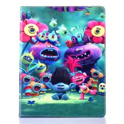 best price IPad Mini 4/3/2/1 Air/Air 2 Pro 9.7/2017 Trolls Leather Case