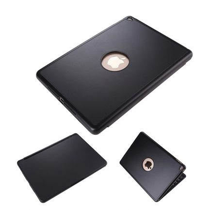 Online sale IPad Air 2 Bluetooth Smart Bluetooth Keyboard Case 7 Colors Backlit