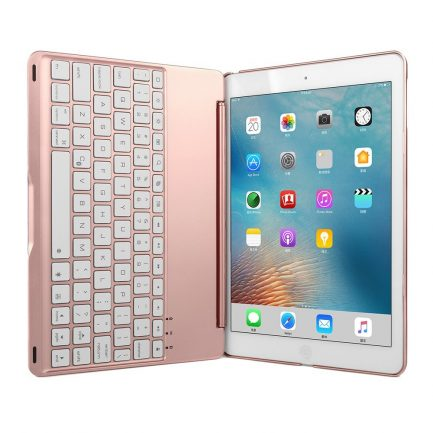 Low price iPad 2017 5TH GEN & iPad Air Smart Bluetooth Keyboard Case