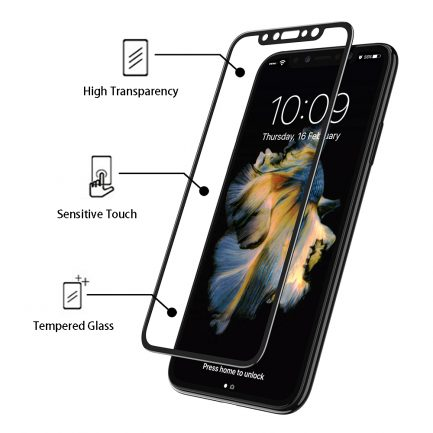 latest Tempered Glass iPhone X