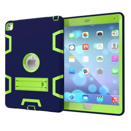 Cheap iPad Mini 1/2/3 Gex Hybrid Heavy Duty Shockproof Kickstand Case Cover