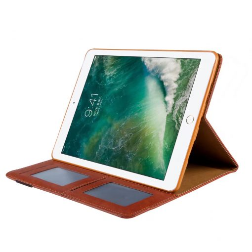 best leather flip wallet case cover stand iPad mini