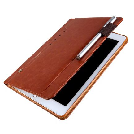 best price Leather Flip Case Wallet Cover Stand IPad Mini