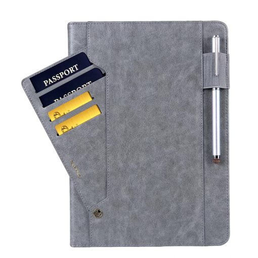 discounted price leather flip case wallet cover stand iPad mini