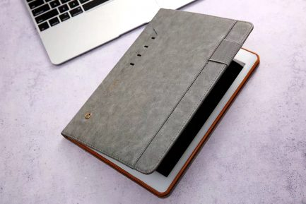 Low price Leather Flip Case Wallet Cover Stand IPad Mini