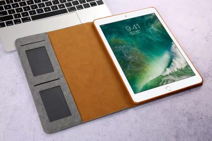 Low price Leather Flip Case Wallet Cover Stand IPad Air/Air 2/Pro