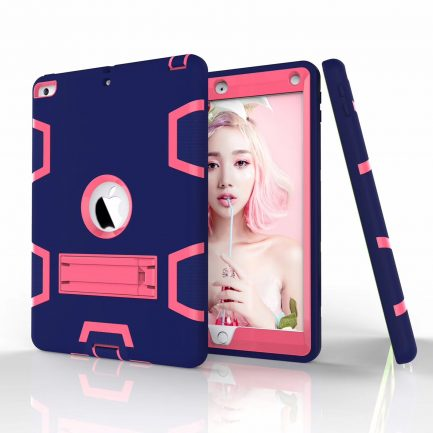 best price shockproof kickstand case cover iPad 2 3 4