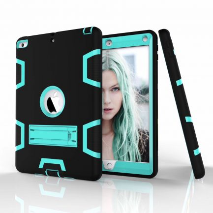 On sale shockproof kickstand case cover iPad 2 3 4