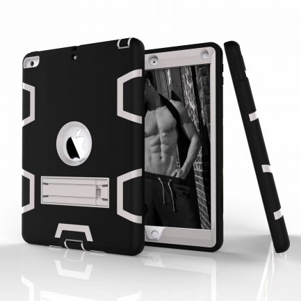 Online shockproof kickstand case cover iPad 2 3 4