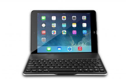 Online sale iPad 2017 5TH GEN & iPad Air Smart Bluetooth Keyboard Case 7 Colors Backlit