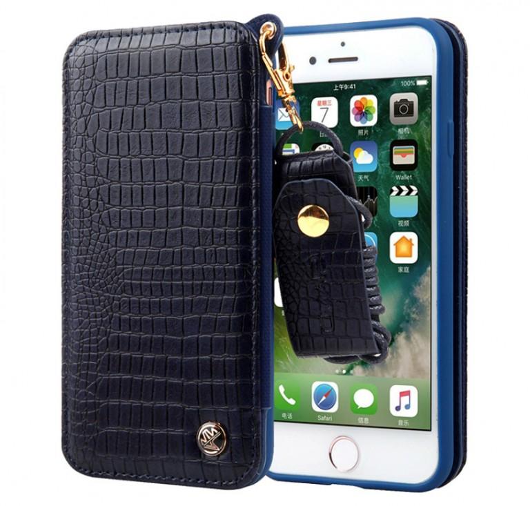 Mirror Wallet Iphone  Plus Case