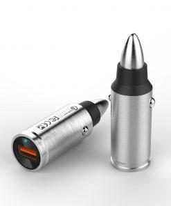 On sale Gex Qualcomm Quick Charge QC3.0 USB Car Cigarette Lighter Fast Charger 12v/24v