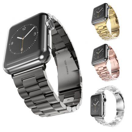Replacement Apple Watch 1 2 3 Bracelet Strap Metal Band Online sale