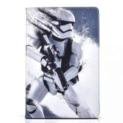 best price IPad Mini 4/3/2/1 Air/Air 2 Pro 9.7/2017 Star Wars Leather Case