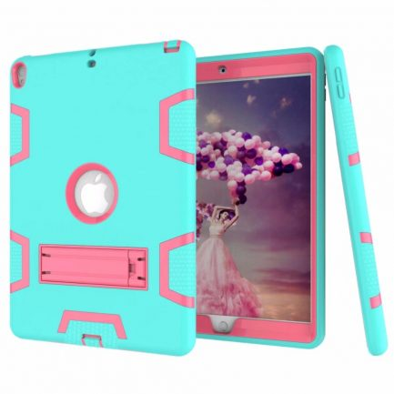 On sale Hybrid Heavy Duty Shockproof Kickstand Case Cover Stand For iPad