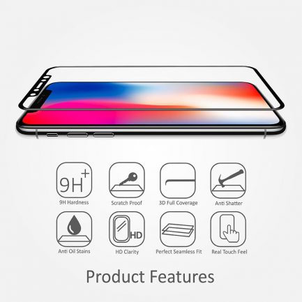Low prices for Tempered Glass iPhone X