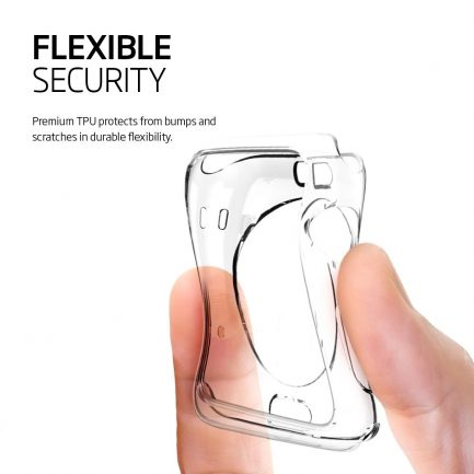 Quality Gex Clear Rugged TPU Cover for Apple Watch