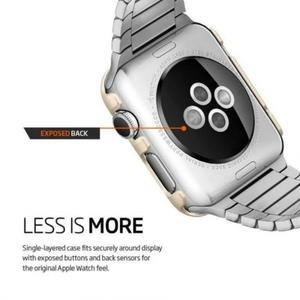 Quality New Apple Watch 1 2 3 Gex Sleek Tough Armor Cover Case 42mm