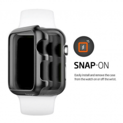 best price Black Premium Rugged For Apple Watch 1 2 Case 38mm 42mm