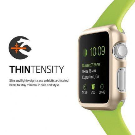 Cheap New Apple Watch 1 2 3 Gex Sleek Tough Armor Cover Case 42mm